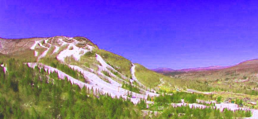 Bus Tours to Hunter Mountain White Mountains