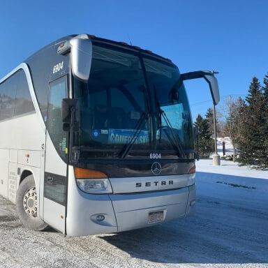 Bus Comfort Ski