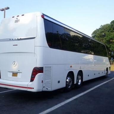 Ski Trip Bus from NY